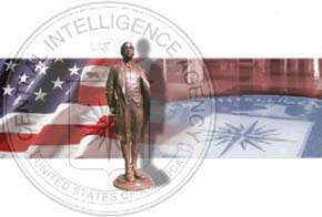 C.I.A. Central Intelligence Agency